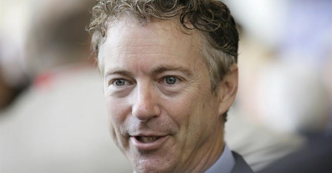 Rand Paul's Theft Protection Plan