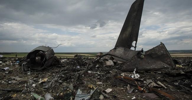 Rebels Down Ukrainian Jet Killing 49; Last Ditch Negotiations to Prevent Ukraine Gas Shutoff