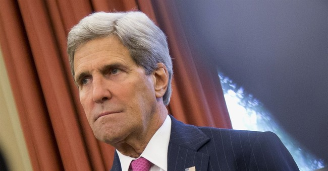 Obama And Kerry Need to Man 'Up'…If That's At All Humanly Possible