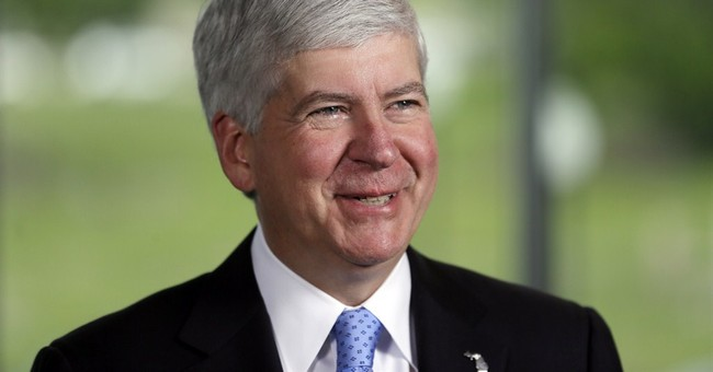 MI GOV: Tight Race Leads To Snyder Launching Town Hall Tour