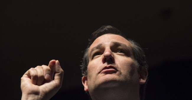 Cruz in Charge of the Conservative Movement