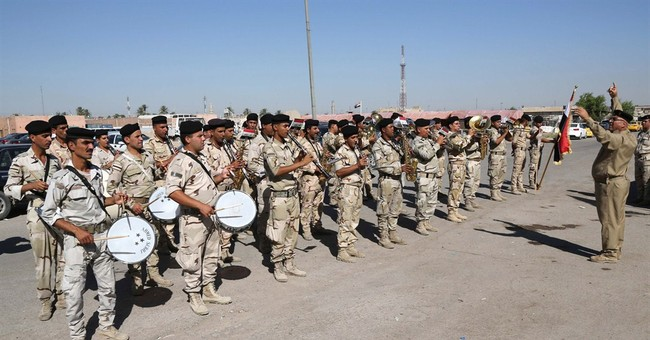 Iraqi Officials Start Spinning Propaganda as Losses Pile Up