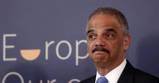 The Dictatorship Will Begin with Eric Holder