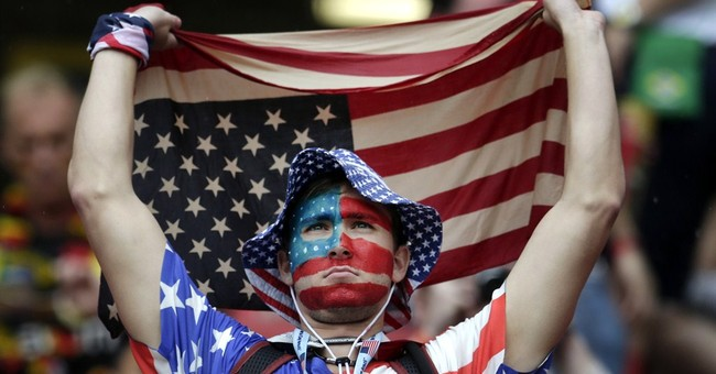 Poll: Proud to Be an American? Forty-Four Percent Say No