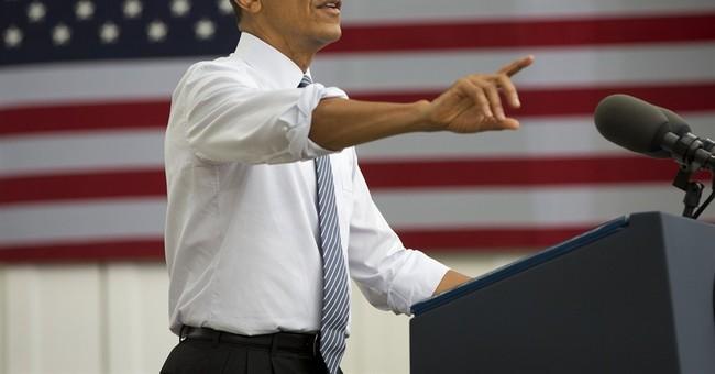Obama's Scandal Playbook