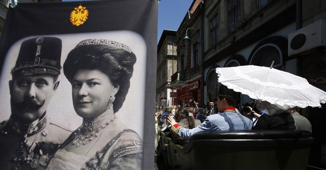 Serbs, Sarajevo, and Self-Determination