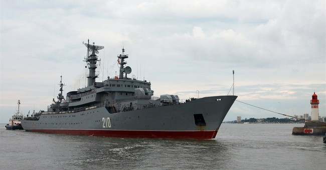 Sell French Warships to NATO, Not Russia