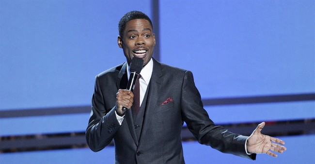 What Chris Rock Said About Political Correctness Should Make College Students Gasp