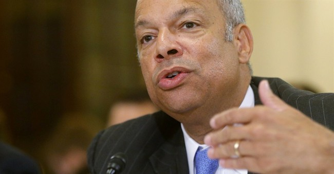 Homeland Security Secretary Refuses to Say If Unaccompanied Minors Will Be Sent Home