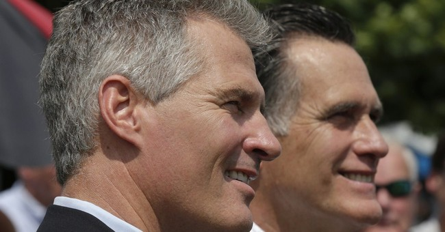 In New Hampshire, Romney to the Rescue?