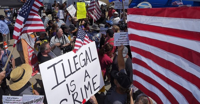 "Sheriffs to March on Washington in Protest of Illegal Immigration Lawlessness: ""We're Tired of Being Marginalized"""