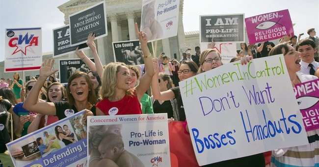 Are Democrats 'Ditching' The War On Women?