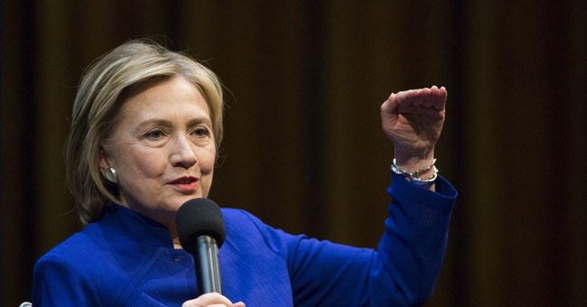 Hillary Clinton's Approval Rating Amongst Democrats Drops
