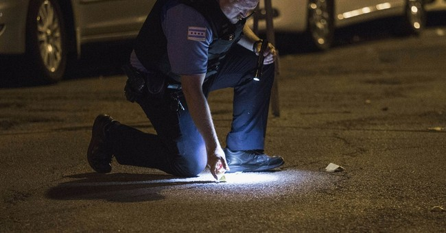 Another Weekend, Another String Of Shootings In Chicago