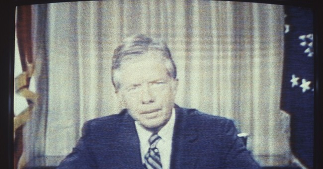 President Carter Aligns Himself With Terrorists