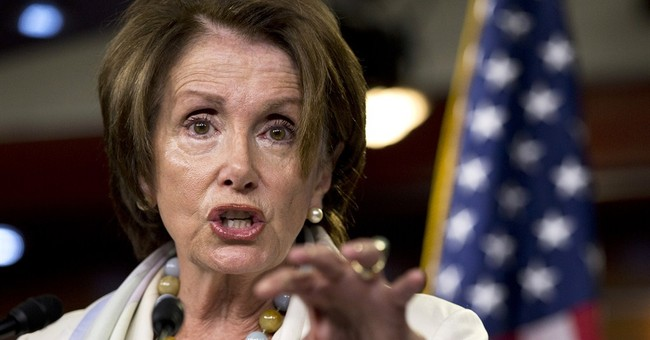 VIDEO: Nancy Pelosi Talks Baseball...And How Filthy Rich She Is