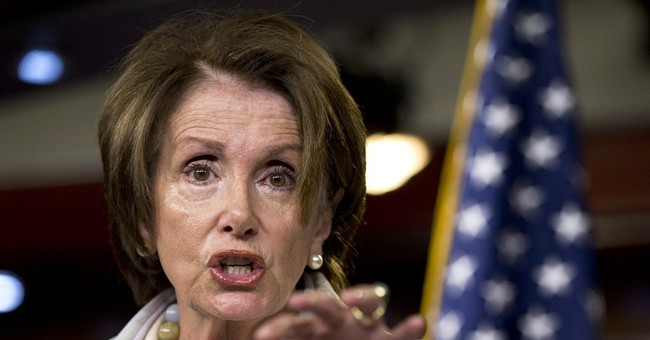 Pelosi Looking Past Dems' Grim Present