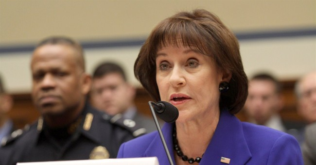 "Good News: Lois Lerner's ""Lost"" Emails Might Not Be Lost"