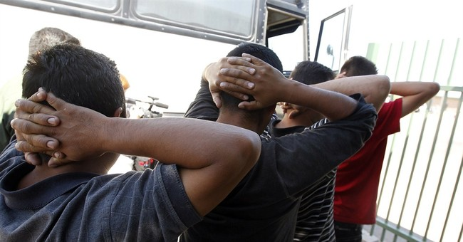Illegals Are Flooding Our Border Again in 'Largest Mass Immigration to US Since 80s'