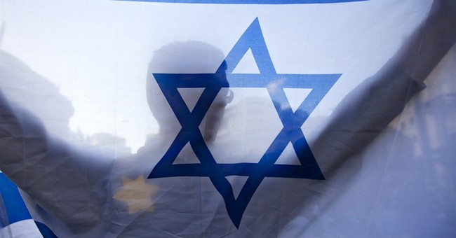 The Jews Renew Vow of 'Never Again'