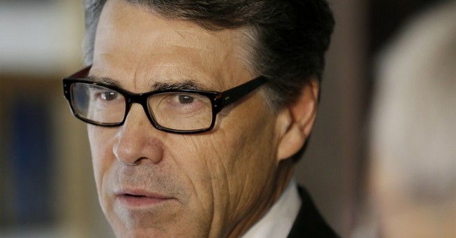 Rick Perry's Bold Border Move