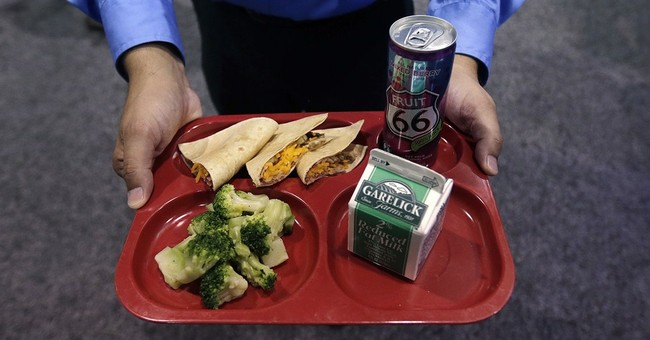 School Lunch Bell Signals Another Round in Fight