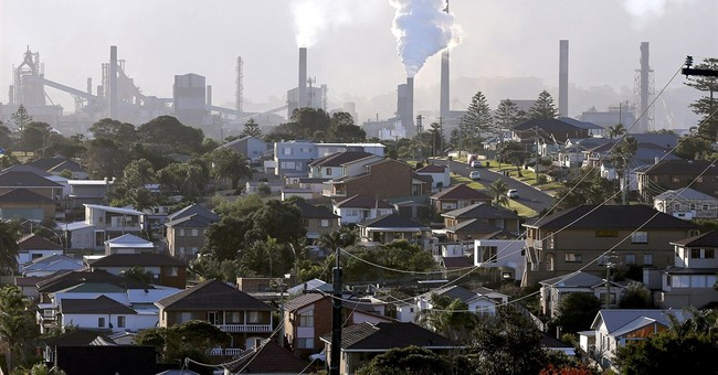 Australia Experience Shows Devastating Effect of Carbon Tax