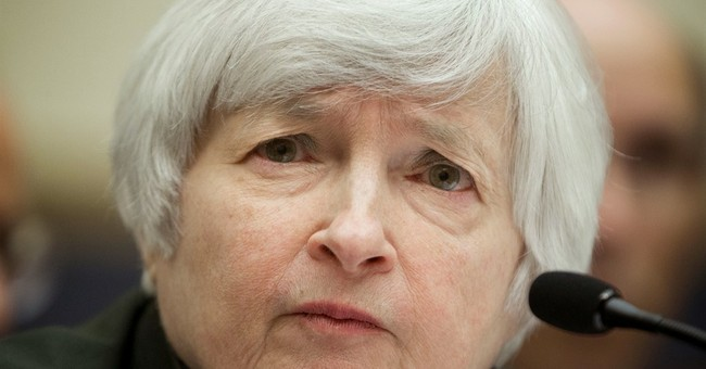Yellen's Denial of Rising Inflation