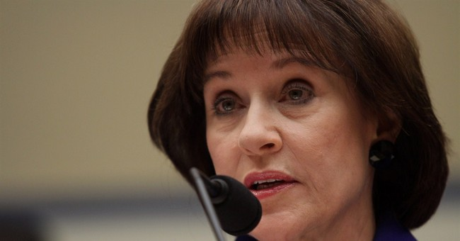 Tea Party Group Responds to Lois Lerner's Claim that Her Life Is in Danger