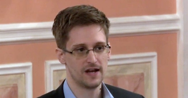 Free Edward Snowden -- Really?