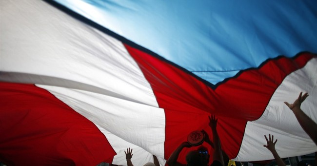 A Modest Proposal: Should Puerto Rico Consider Joining The Russian Federation?