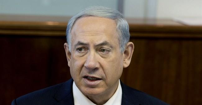 Netanyahu Vows Retaliation to Hamas Rocket Attacks
