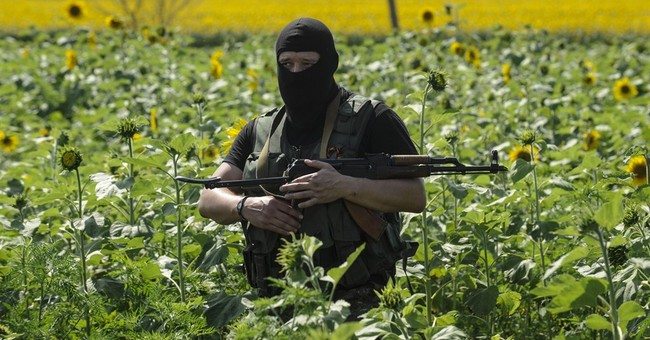 Putin Channels Obama on MH17: Ukrainians Cling to Guns and Borders