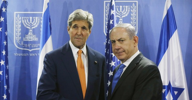 Netanyahu to Kerry: Seriously, Stop Second Guessing Me on Hamas