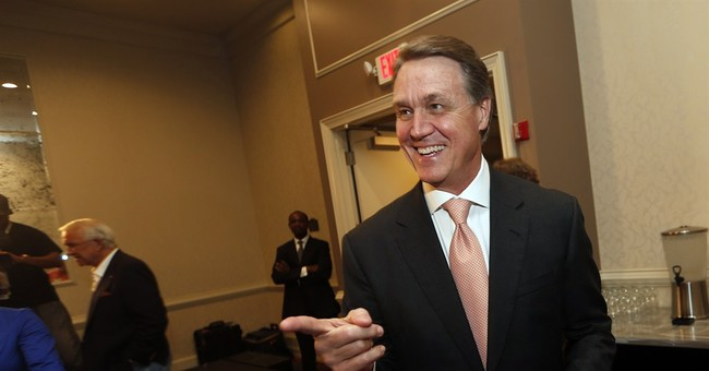 In Georgia, it's Still Time for David Perdue