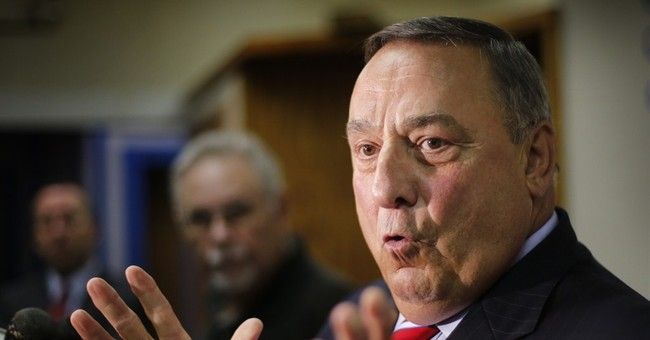 Maine Governor Considering 2018 Senate Run