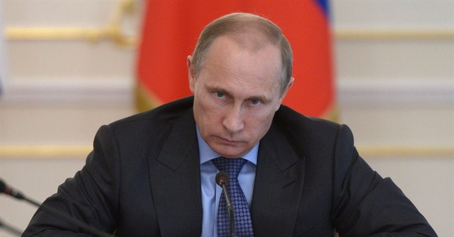 Vladimir Putin Declared the World's Most Powerful Man