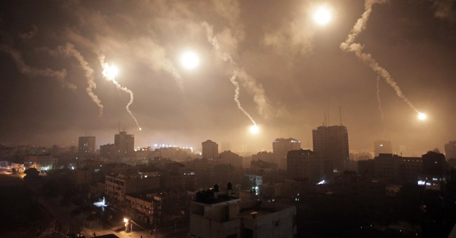 Video: Hamas Fires Rocket from Densely Populated Civilian Neighborhood