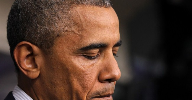 Poll: 41 Percent Say Obama No Longer Wants to Be POTUS
