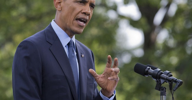 "Obama: Tonight I Authorized ""Military"" and ""Humanitarian"" Operations in Iraq"