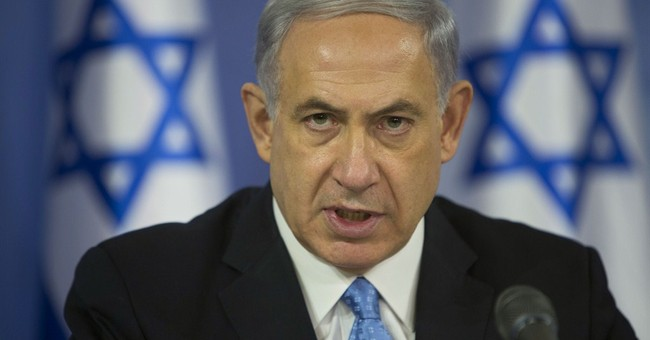 Netanyahu Promises Hamas a Deadly Blow if Needed