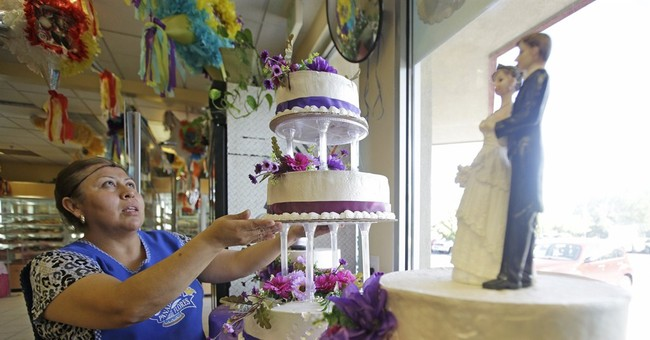 California Judge Rules Christian Baker Does Not Have to Make Wedding Cakes for Gay Couples