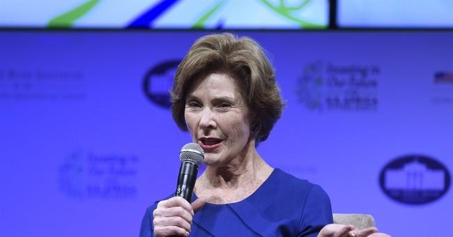Mrs. Bush Rails Against 'Cruel' Border Separation Policy