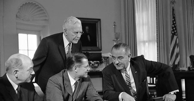 The Failure of Lyndon Johnson's Great Society