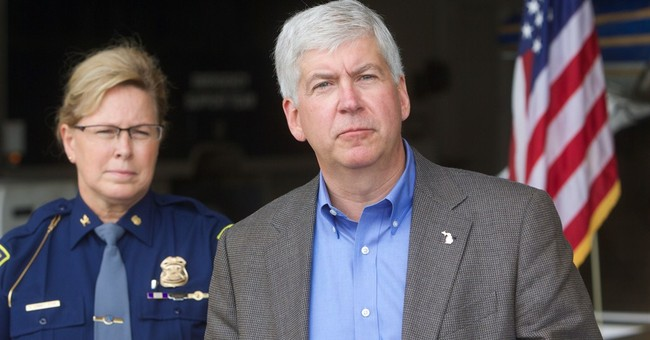 MI GOV: Synder To Debate Schauer October 12, Education Expected To Be A Major Issue