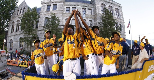 Jackie Robinson West, Pardon the Adult Sympathy