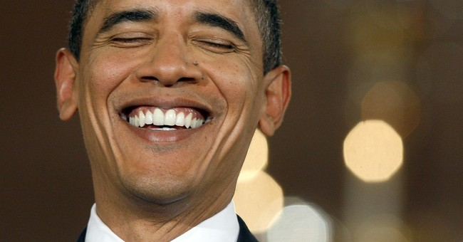 "Obama ""Jokes"" About Being Able to Do Whatever He Wants as President"