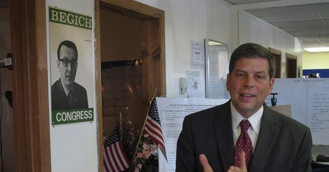 "Sen. Begich: ""The President's Not Relevant"""
