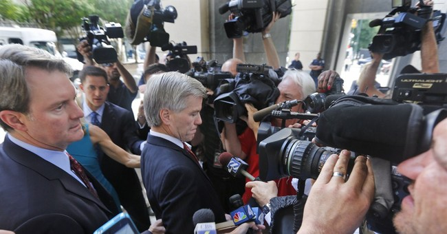 """McDonnell's Sister-in-Law Calls His Wife A """"Vitamin Nut"""" During Corruption Trial"""