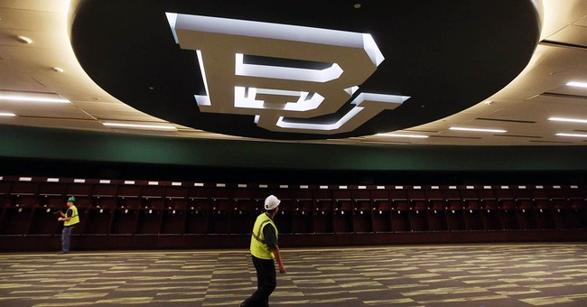 Baylor's Sad Leftward Lurch